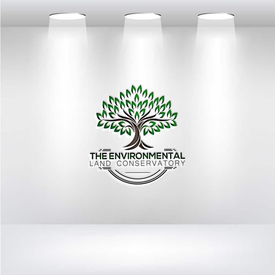 "Intrarea #                                        30                                      pentru concursul ""                                        Logo for ""Environmental Land Conservatory""                                     """