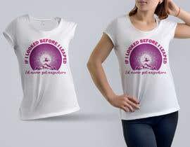 Nro 158 kilpailuun We need your imagination and skills to design an awesome T-Shirt for dancers! käyttäjältä mdchinmoy411