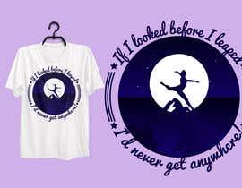 Nro 140 kilpailuun We need your imagination and skills to design an awesome T-Shirt for dancers! käyttäjältä Akmousumi9980