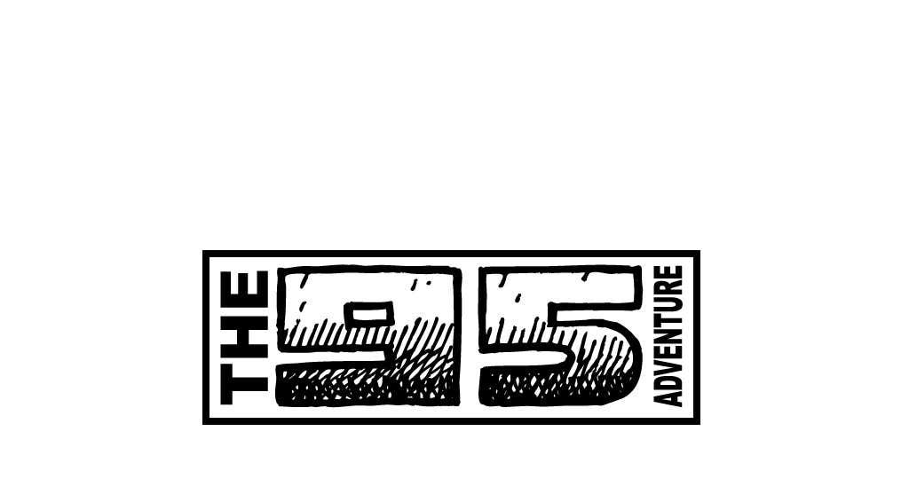 Penyertaan Peraduan #14 untuk Design a Logo for the 95 Adventure