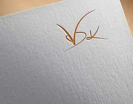 #122 untuk Design Classical Monogram oleh mondalrume0
