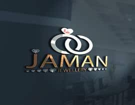 """Nro 100 kilpailuun design a logo for my jewellery  company  """""""" Jaman """""""""""" käyttäjältä arafatshamim75"""