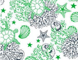 Nro 20 kilpailuun Minimalistic textile prints käyttäjältä fatimaC09