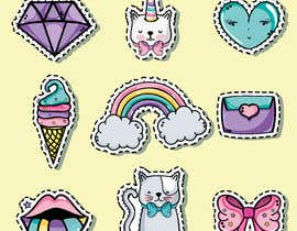 Nro 24 kilpailuun Minimalistic textile prints käyttäjältä TheWeiSheng