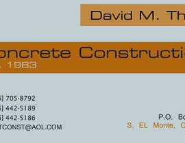 #22 for Business Card Design by Lievonne