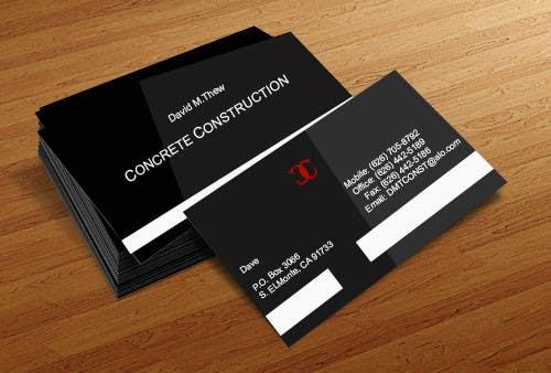 Konkurrenceindlæg #                                        20                                      for                                         Business Card Design