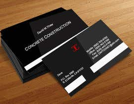 #20 for Business Card Design af alinafig016