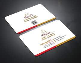 abdulmonayem85 tarafından Business Cards for a bridal shop için no 49