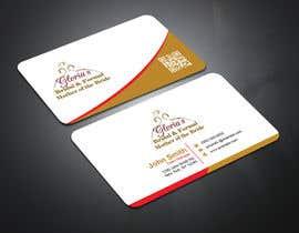 abdulmonayem85 tarafından Business Cards for a bridal shop için no 58