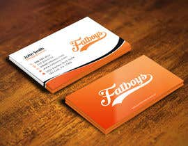 #70 for Design some Business Cards for Fatboys by youart2012