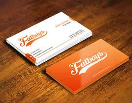 #73 for Design some Business Cards for Fatboys by youart2012