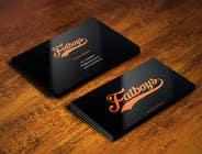 Graphic Design Konkurrenceindlæg #17 for Design some Business Cards for Fatboys
