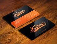 Graphic Design Konkurrenceindlæg #28 for Design some Business Cards for Fatboys