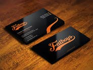 Graphic Design Konkurrenceindlæg #33 for Design some Business Cards for Fatboys