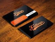 Graphic Design Konkurrenceindlæg #76 for Design some Business Cards for Fatboys