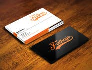 Design some Business Cards for Fatboys için Graphic Design20 No.lu Yarışma Girdisi