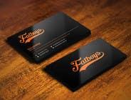 Design some Business Cards for Fatboys için Graphic Design46 No.lu Yarışma Girdisi