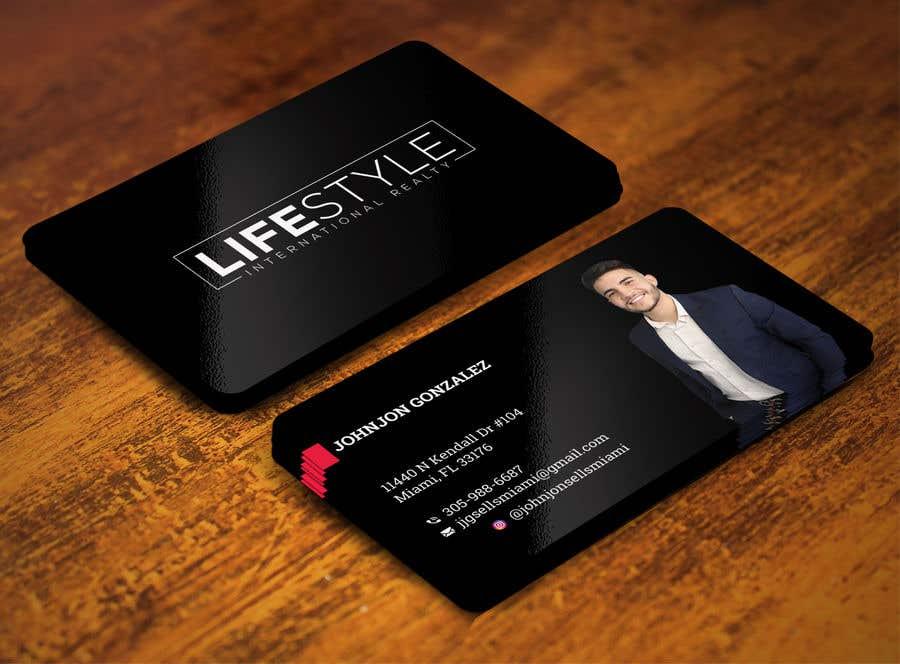 Inscrição nº                                         4                                      do Concurso para                                         Johnjon Gonzalez - Business Cards
