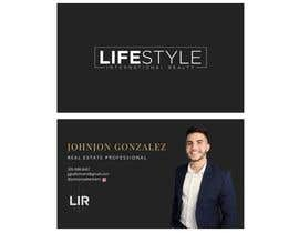 #210 para Johnjon Gonzalez - Business Cards por SofiaNatasya