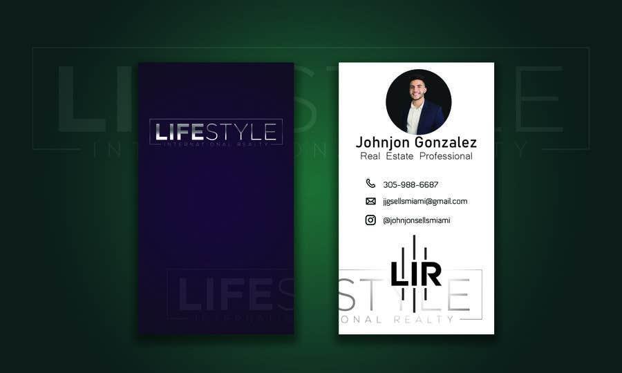 Inscrição nº                                         222                                      do Concurso para                                         Johnjon Gonzalez - Business Cards
