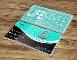 #274 pentru Marco Mesa - Business Cards de către afrozakhl3535