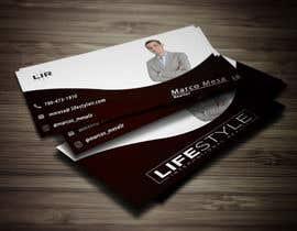 #282 pentru Marco Mesa - Business Cards de către afrozakhl3535