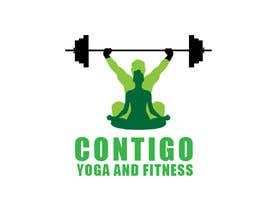 artisticcloud75 tarafından Contigo Yoga & Fitness için no 336