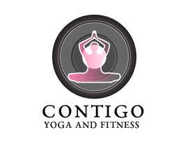 artisticcloud75 tarafından Contigo Yoga & Fitness için no 406