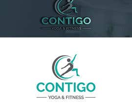 #64 for Contigo Yoga & Fitness af BokulART94