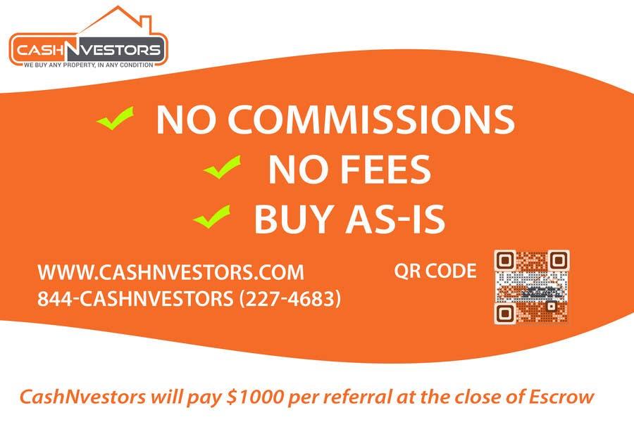 Konkurrenceindlæg #2 for CashNvestors Yard Logo