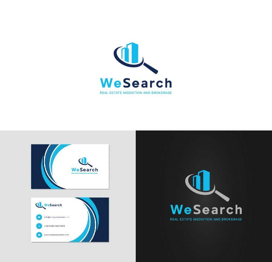 Bài tham dự cuộc thi #                                        67                                      cho                                         Brand Identity for WeSearch