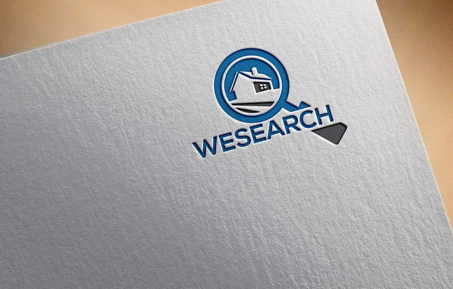 Bài tham dự cuộc thi #                                        179                                      cho                                         Brand Identity for WeSearch
