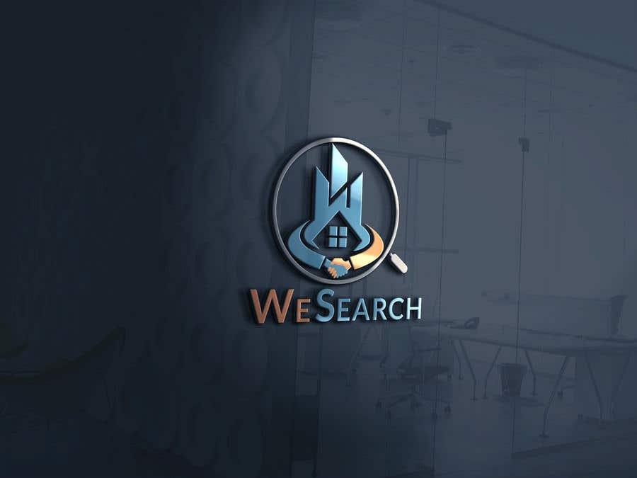 Bài tham dự cuộc thi #                                        91                                      cho                                         Brand Identity for WeSearch