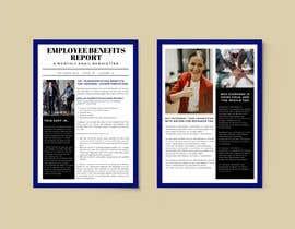 #5 pentru Newsletter Template Design Update de către kayps1