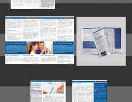 #48 pentru Newsletter Template Design Update de către NaeemGFX01