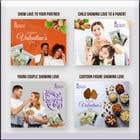 Graphic Design Kilpailutyö #50 kilpailuun Need 4 facebook / Instagram post for valentines day