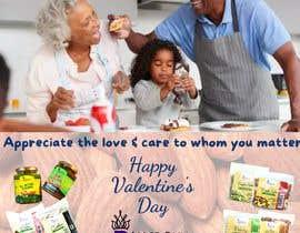 Nro 85 kilpailuun Need 4 facebook / Instagram post for valentines day käyttäjältä Farha16