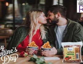Nro 42 kilpailuun Need 4 facebook / Instagram post for valentines day käyttäjältä honeyrumpaa1