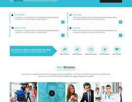 #8 for A Website for a Health Insurance Company. by syrwebdevelopmen