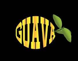 #124 for Guava logo af sharminnaharm