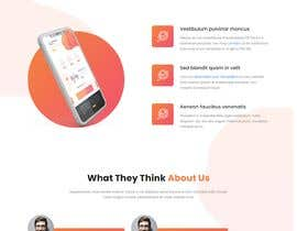 #27 cho I need a Landing Page Website for Small Business Stores bởi moniruzzaman97m