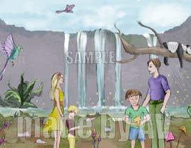 #46 untuk Illustrations for a kids book - 19/01/2021 15:37 EST oleh KateriV