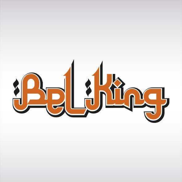 Konkurrenceindlæg #                                        71                                      for                                         Logo Design - Bel King