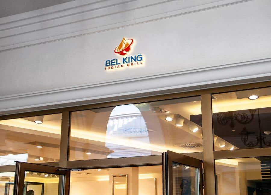 Konkurrenceindlæg #                                        75                                      for                                         Logo Design - Bel King
