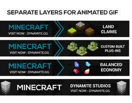 #60 for Ad banner for Minecraft server by Nayefhaque
