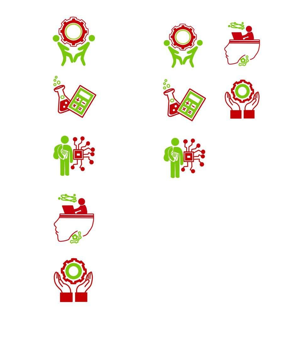 Kilpailutyö #                                        10                                      kilpailussa                                         design STEM images like attached