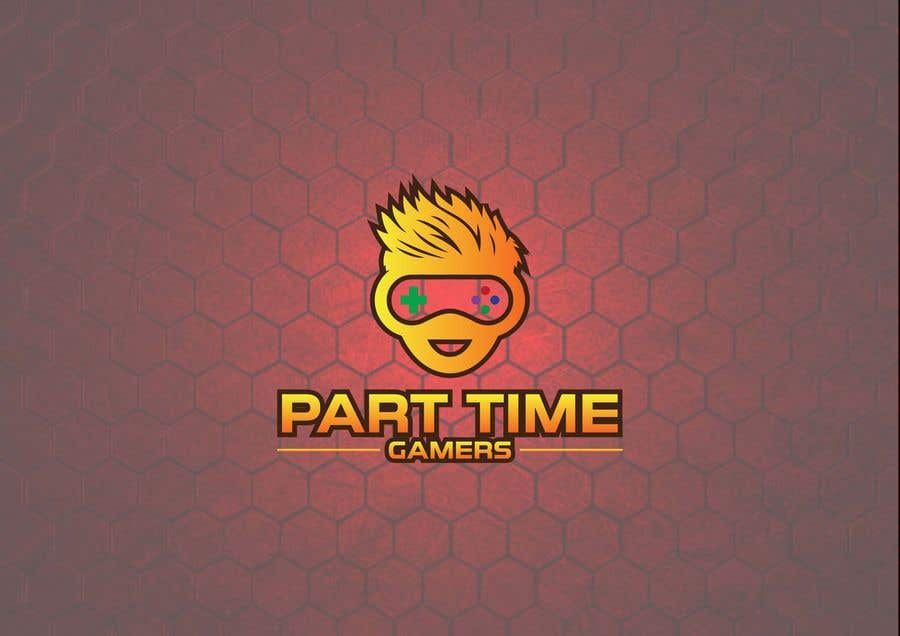 """Intrarea #                                        75                                      pentru concursul """"                                        Create a logo for a gaming channel/brand PTG: Part Time Gamers                                     """""""