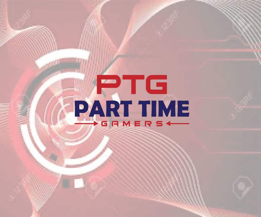 "Intrarea #                                        80                                      pentru concursul ""                                        Create a logo for a gaming channel/brand PTG: Part Time Gamers                                     """