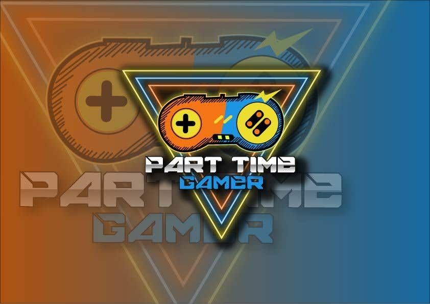 "Intrarea #                                        78                                      pentru concursul ""                                        Create a logo for a gaming channel/brand PTG: Part Time Gamers                                     """