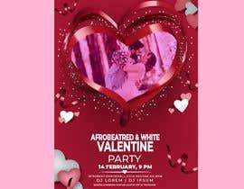 miamohammadrony tarafından valentine flyer için no 198